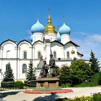 Благовещенский  собор.Казанский кремль.