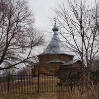 Мартыновское, церковь