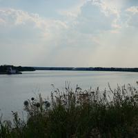 Ловцы, река Ока