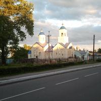 """Церковь иконы Божией Матери """"Троеручица""""."""