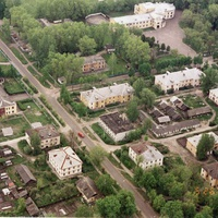 Вид на ул.Ленина и Дворец Культуры.