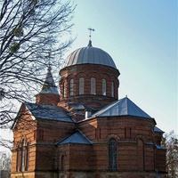 сторічний Свято-Параскевинський храм, село Кримки