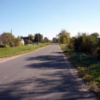 окраина поселка