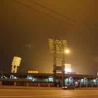 Стадион Петровский.
