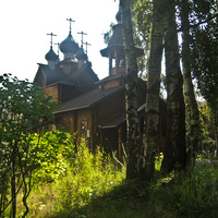 Церковь Преподобного Сергия Радонежского
