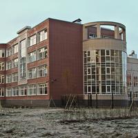 Здание новой школы в Славянке