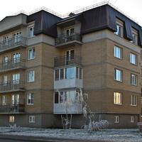 Дом 8, корпус 1 на улице Ростовской