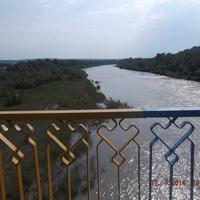 Річка Прут (біля Калинівського ринку)
