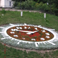 Годинник на Турецькій площі