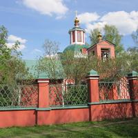 Церковь в Воронцовском парке