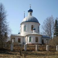 Церковь. Погост Ветожетка