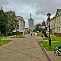 Улица Чумбарова-Лучинского