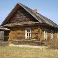 Дом в деревне Ветожетка