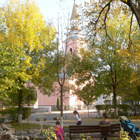 Церква св. Петра і Павла, 1825