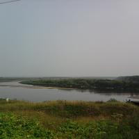 Вид на реку Вишеру с.Редикор