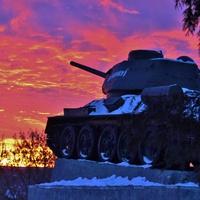 Т-34-памятник