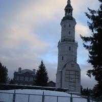 Башня колокольня с часовней И. Златоуста