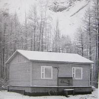 Караульное помещение склада ВВ п.Развилка 2.1981