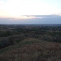 Вид на восток
