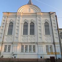 Храм Лонгина Коряжемского