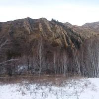 Горы, р.Бухтарма
