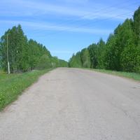 Дорога в Корляки