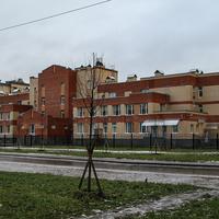 Детский сад № 44 на улице Изборской