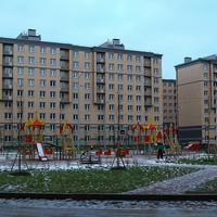 Двор на улице Ростовской