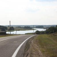 озеро в Ковалевичах