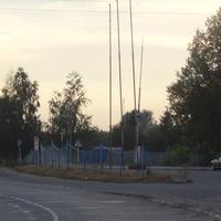 Заправочная  станция ГСМ в поселке Солнцево.