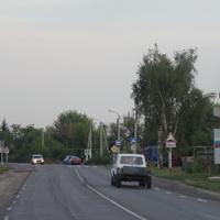 Поселок Солнцево