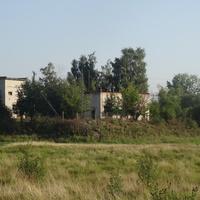 Очистные сооружения. Солнцево,  2014 г.