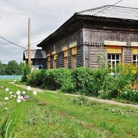 Здание детского садика