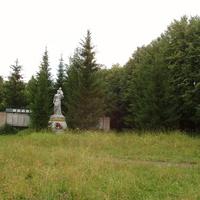 Мокино.Памятник погибшим воинам-землякам