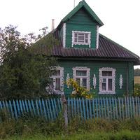 Дом Леонтьевых Осипа и Евдакии