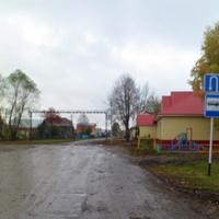 Таутово - магазин райпо.