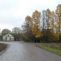 Дорога в Таутово.