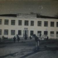Старая школа 50-х годов