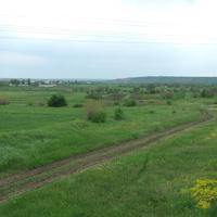 Вид на село с севера
