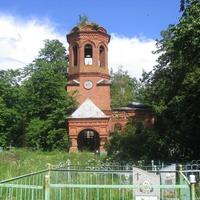 Церковь Успения Святой Богородицы в д. Ясенское. 2009 г.