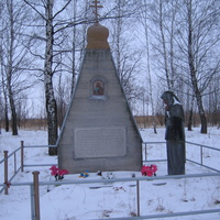 памятник воинам павшим во время ВОВ