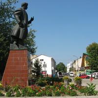 Памятник Т.Г. Шевченко