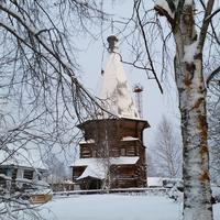 Церковь Дмитрия Солунского 1784г