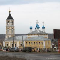 Церковь Казанской иконы Божией Матери в  Лакинске
