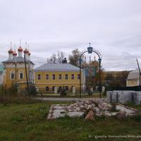 Церковь Казанской иконы Божией Матери в г. Лакинск