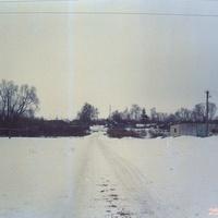 Долгое, улица Казьминская, февраль 2003 года
