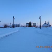 с.Казанское в парке 2015