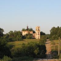 Алексино. Церковь Николая Чудотворца.