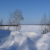 Красноборск Снежная Двина
