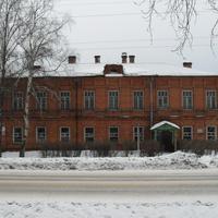 Красноборск Музей